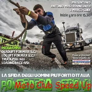Strong man Pontedera